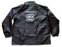 MujGLOCK wind jacket - rear view